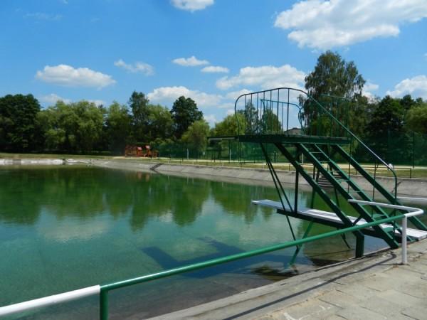 Żarki basen
